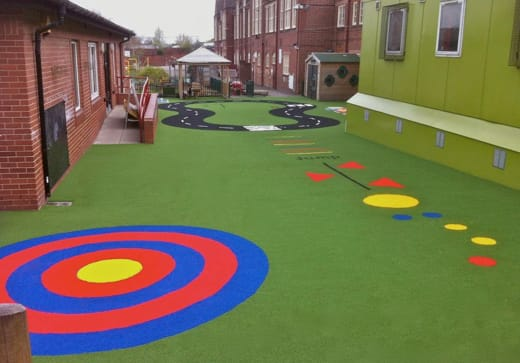 Artificial Turf for Secondary Schools
