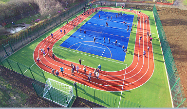 Artificial Turf for Primary Schools