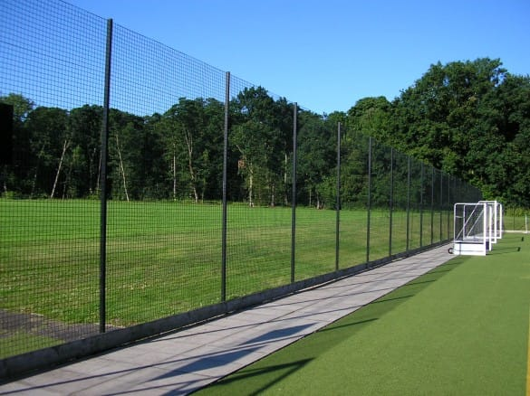 metal sports fencing for field