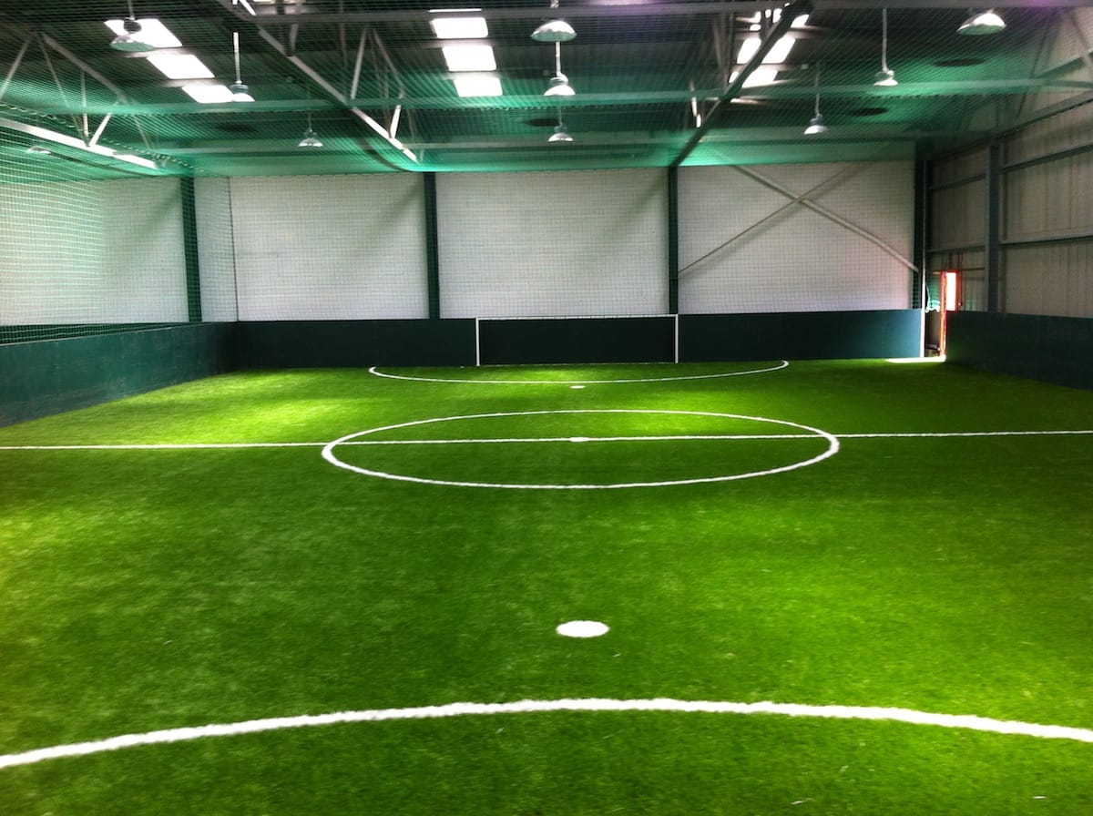 STM is first choice for Alun Armstrong's new soccer centre ...
