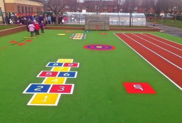 Outdoor Classroom Ideas Playgrounds School Garden Areas Stm World
