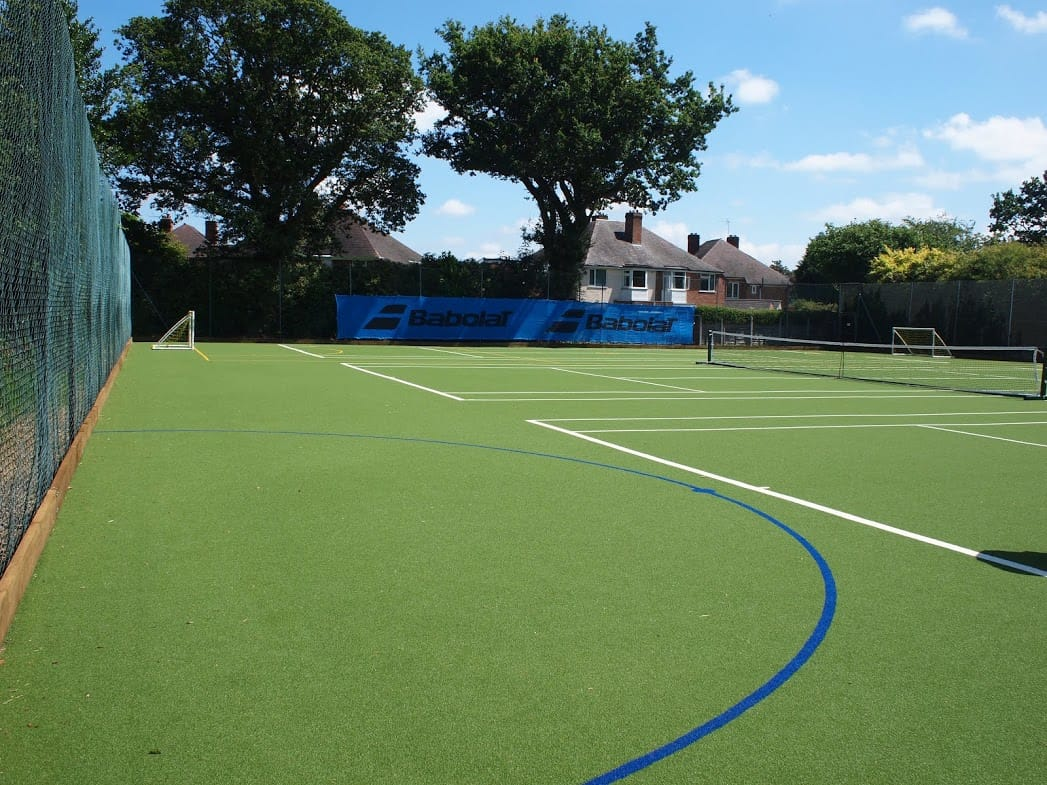 Beechcroft tennis court and multi sports