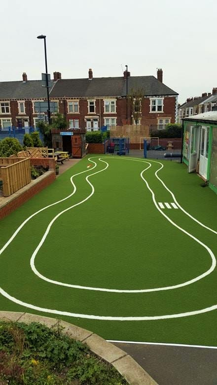 Richardson Dees Roadway to a Miraculous Playground! | EPIC ...